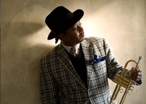 Kermit Ruffins ©2010  Rick Olivier Photography
